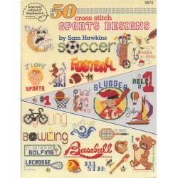 Livre 50 Sports designs