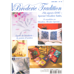 Livre Broderie tradition