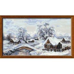 Kit  Village hivernal