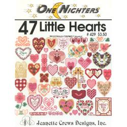Fiche 47 Little Hearts