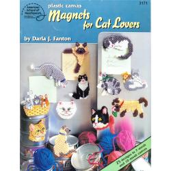 Livre Magnets for cat lovers