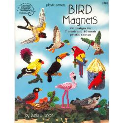 Livre Bird Magnets