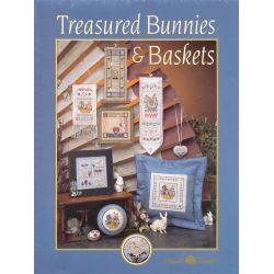 Fiche Treasured Bunnies & Baskets