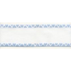 Galon bleu  7 cm