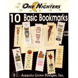 Fiche Basic bookmarks