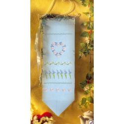 Kit Bannière fleurs