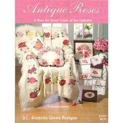 Livre Antique Roses