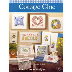Livre Cottage chic