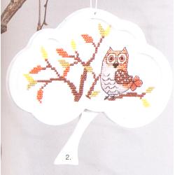 Cadre en forme d\'arbre