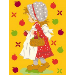 Canevas imprimé La saison des tartes aux pommes