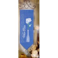 Kit Bannière white roses