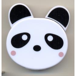 Centimètre Tête panda