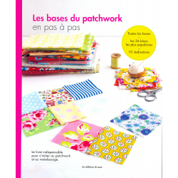 Livre Les bases du patchwork