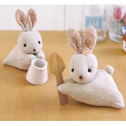 Kit de patchwork Les 2 lapins