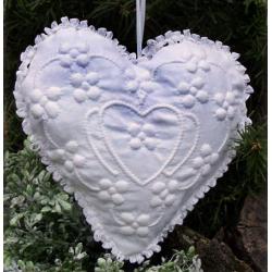 Kit Coeur blanc