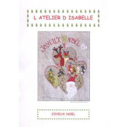 Kit feutrine Joyeux Noël