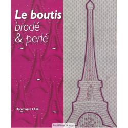 Livre Le boutis brodé & perlé