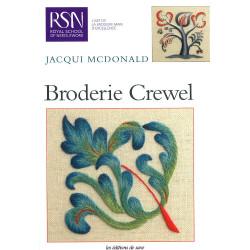 Livre Broderie Crewel