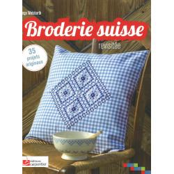 Livre La broderie suisse