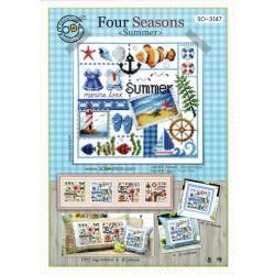 Fiche Four seasons Summer