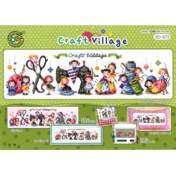 Fiche Craft village