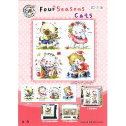 Fiche Four seasons cats