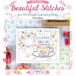 Livre Beautiful stitches