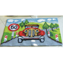 Tapis voiture ancienne