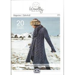 Livre Woolly N° 3