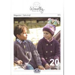 Livre Woolly N° 2