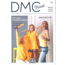 Livre DMC TRICOT N3