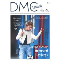 Livre DMC TRICOT N° 1