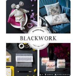 Livre Blackwork