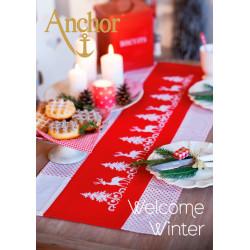 Livre Anchor Welcome winter