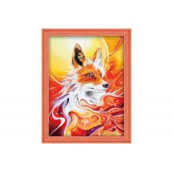 Diamond Painting Fire fox