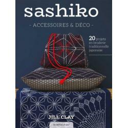 Livre Sashiko accessoires & déco