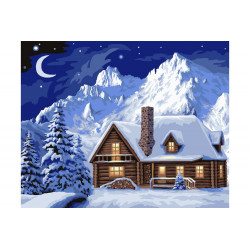 Painting Confort d\'hiver